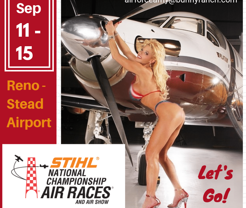 National Championship Air Races – Reno Special Event Sep 11-15