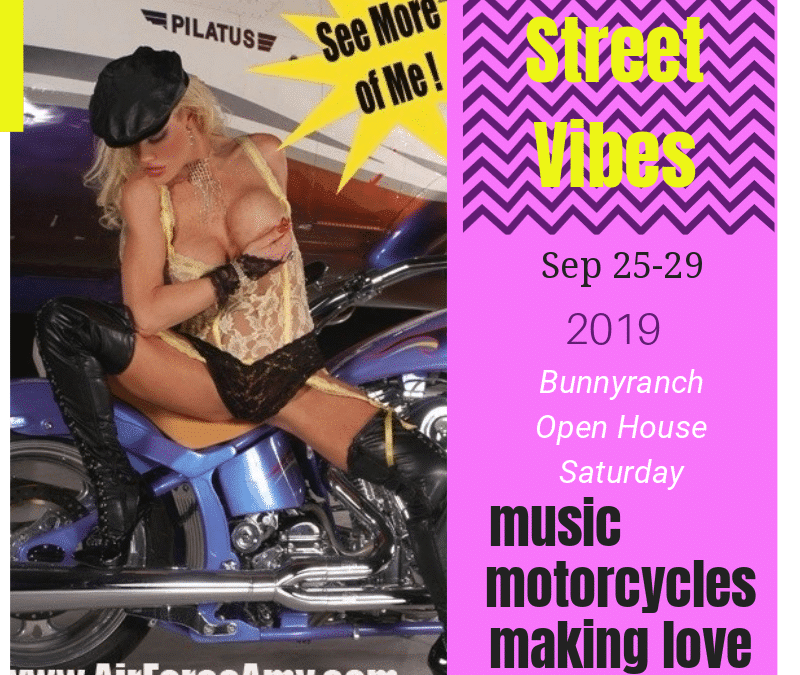 Street Vibrations Fall Rally 2019 _ Special Events at Bunnyranch